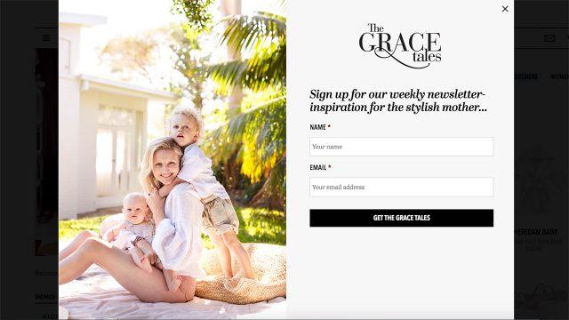 Gracetales Newsletter