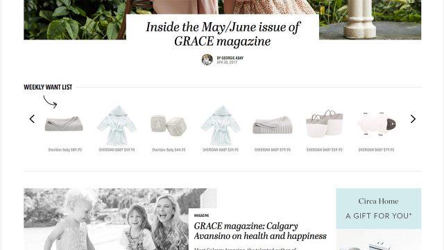 Gracetales Magazine